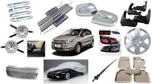 Exclusive Car Accessories In Gurgaon