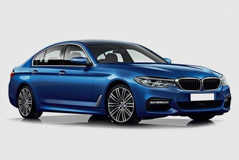 BMW 525d Car Accessories