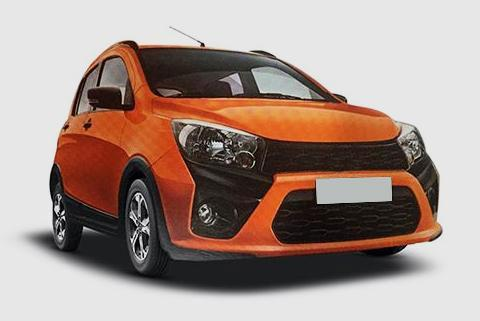 Celerio X Car Accessories