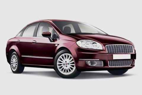 Fiat Linea Car Accessories