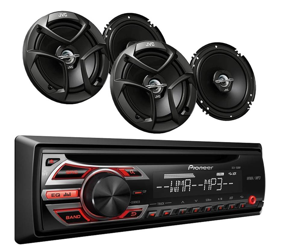 Car Stereo System