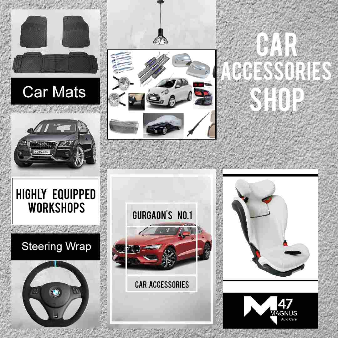 Exclusive Car Accessories
