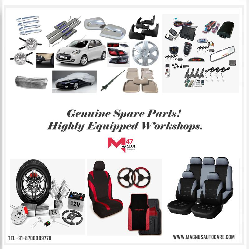 Car Accessories Shop